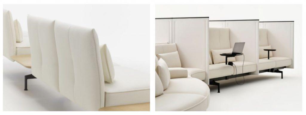 רהיטי VITRA עבור המשרד ההיברידי