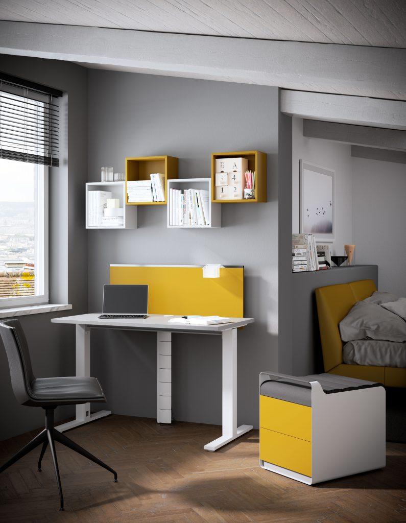 רהיטי OGL עבור המשרד ההיברידי